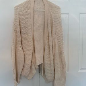 urban outfitters slouched cardigan